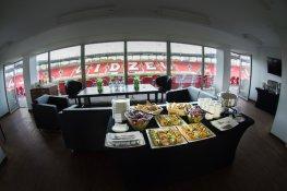 Eventy na stadionie Widzewa